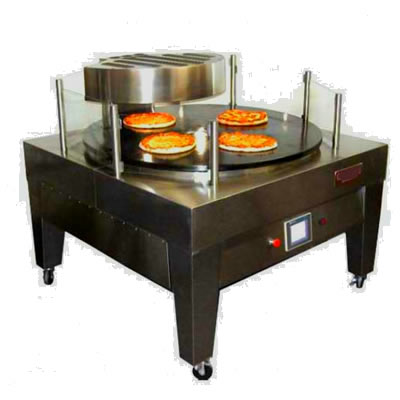 FPOT-60 TRANSPARENT PIZZA OVEN